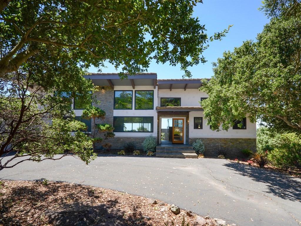 一戸建て のために 売買 アット A Modern Masterpiece on Ten Acres 2670 Atlas Peak Road Napa, カリフォルニア 94558 アメリカ合衆国