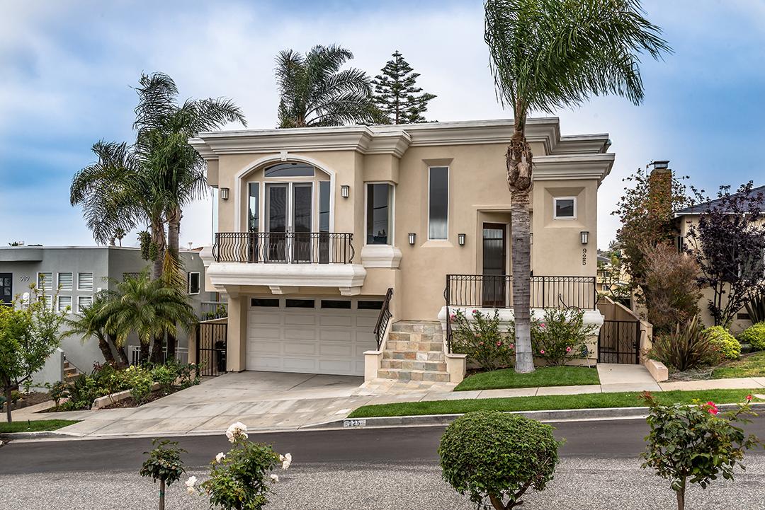 Vivienda unifamiliar por un Venta en 925 9th St, Hermosa Beach 90254 925 9th Street Hermosa Beach, California, 90254 Estados Unidos