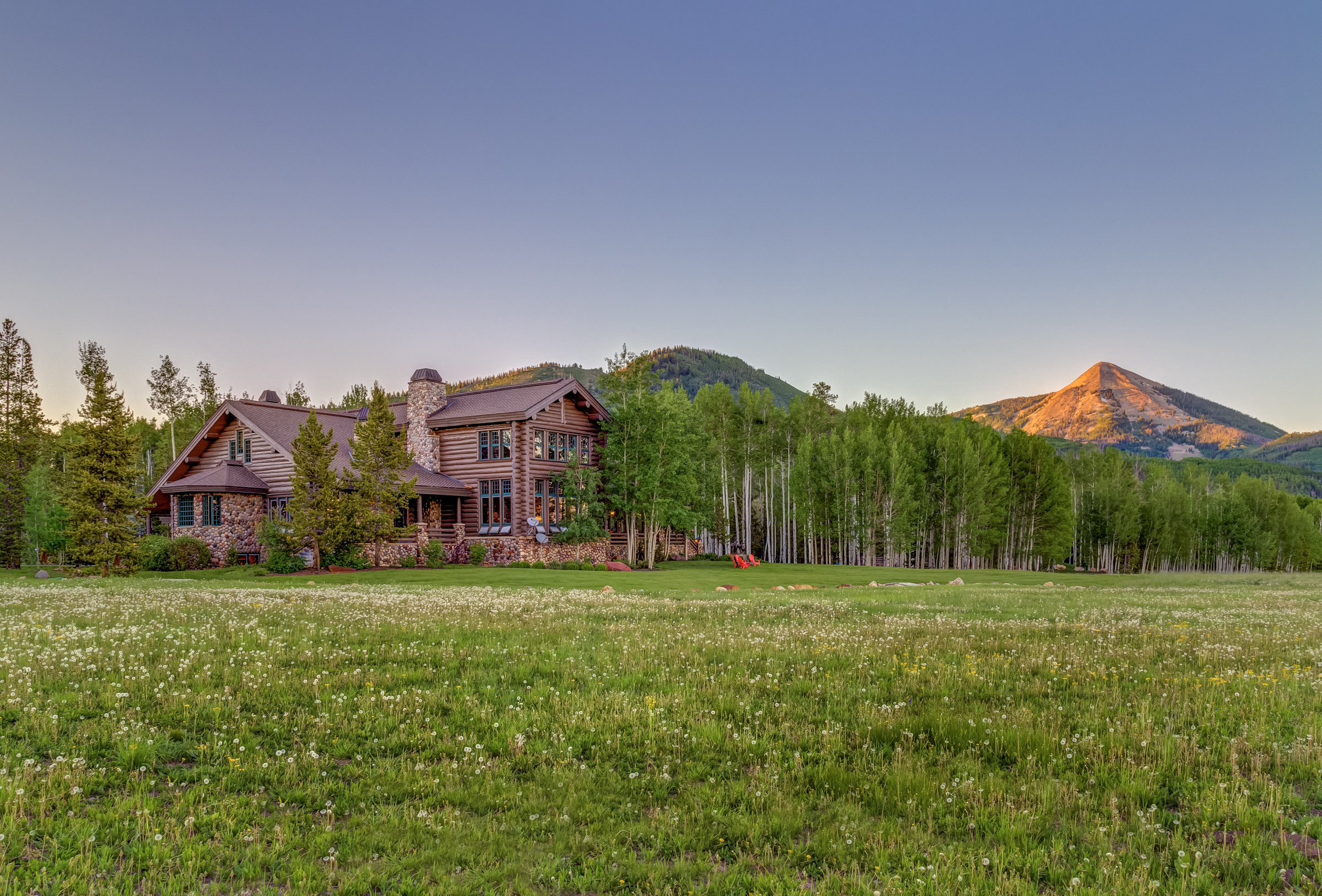 Farm / Ranch / Plantation for Sale at Snowy Mountain Ranch 61625 CR 62 Steamboat Springs, Colorado 80487 United States