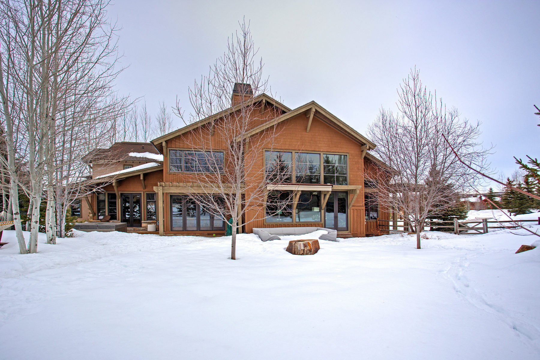 sales property at Unobstructed Ski Resort Views From This Stunning Willow Creek Estates Home