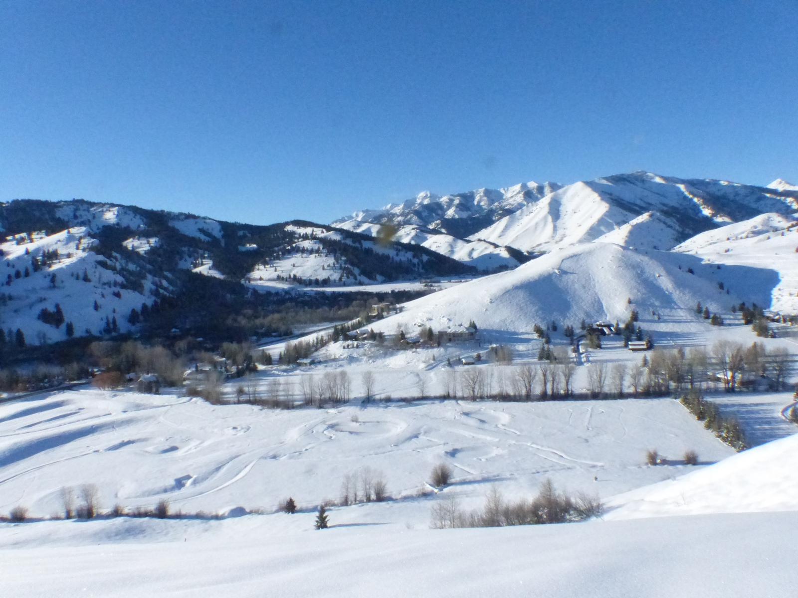 Land for Sale at Water Front In Eagle Springs Eagle Springs Ct and 13449 Highway 75 Ketchum, Idaho 83340 United States