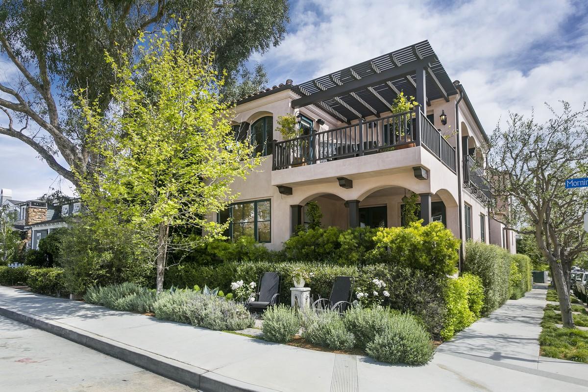 Maison unifamiliale pour l Vente à 401 2nd Street Manhattan Beach, Californie 90266 États-Unis