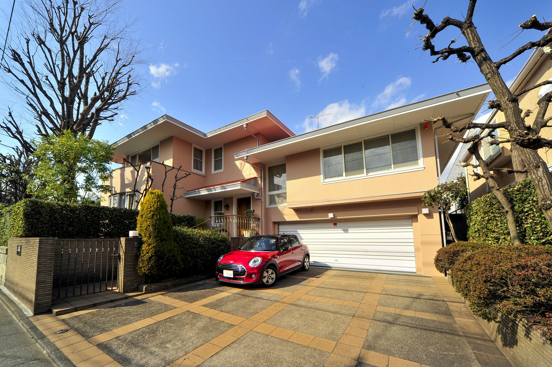 Villa per Vendita alle ore Kakinokizaka Estate Meguro-Ku, Tokyo, Giappone