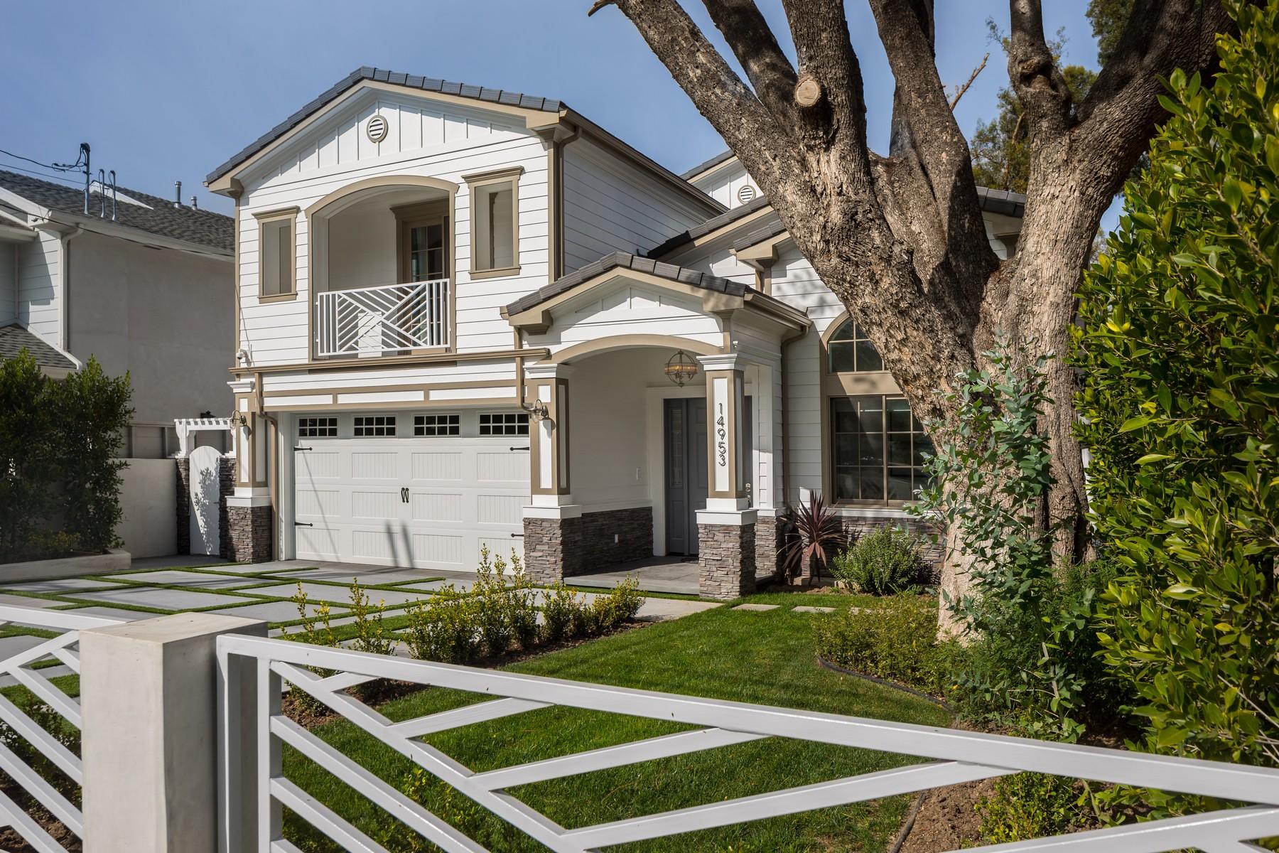 Villa per Vendita alle ore 14953 Sutton St Sherman Oaks, California, 91403 Stati Uniti