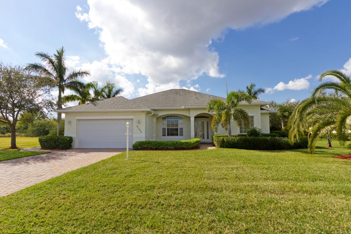 Vivienda unifamiliar por un Venta en Sophisticated Home in Amelia Plantation 4195 Amelia Plantation Court Vero Beach, Florida, 32960 Estados Unidos