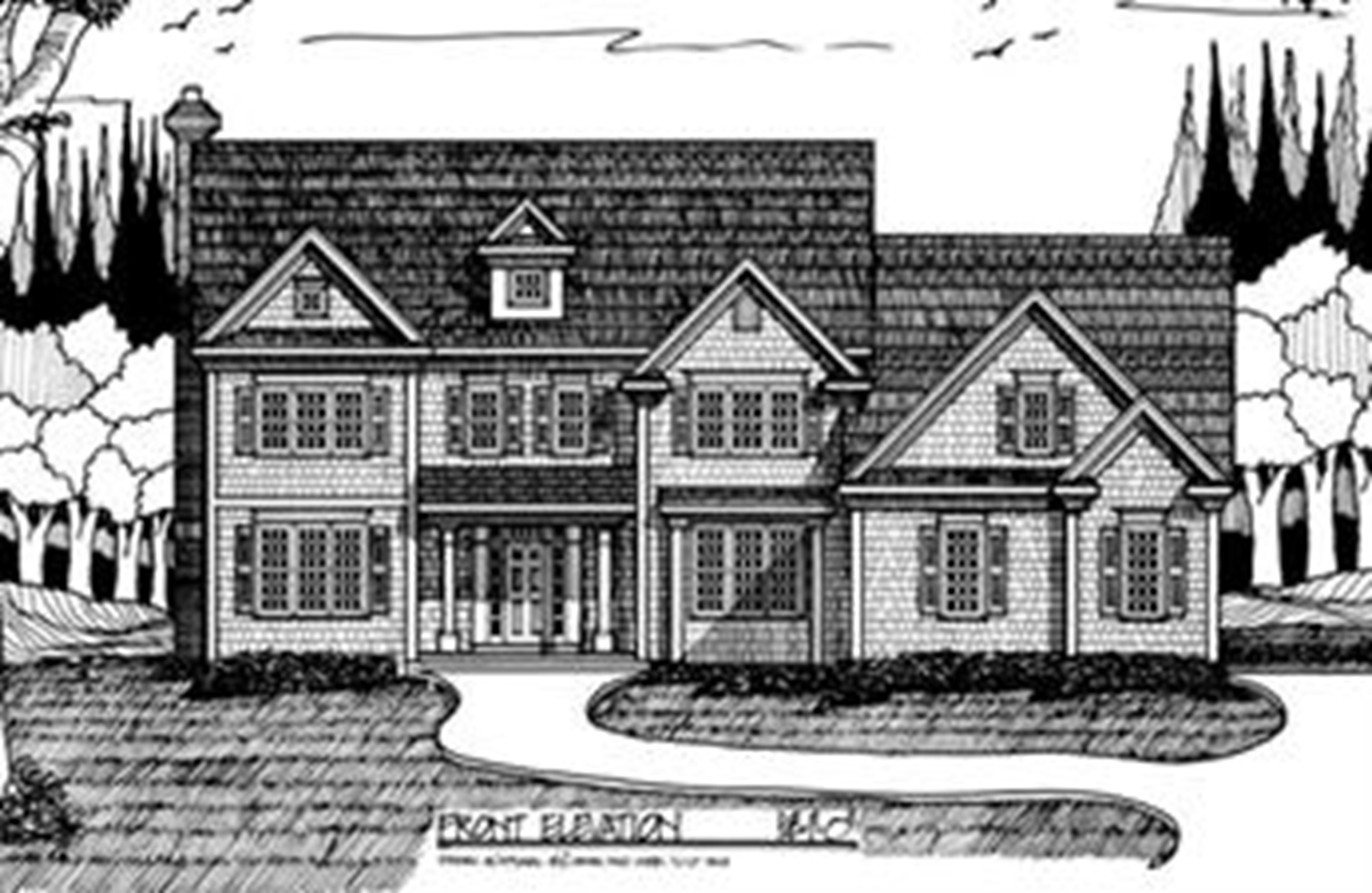 Single Family Home for Sale at Highland Park Open Concept Monroe Model Lot 19 Stoney Brook Road Hopkinton, Massachusetts 01748 United States