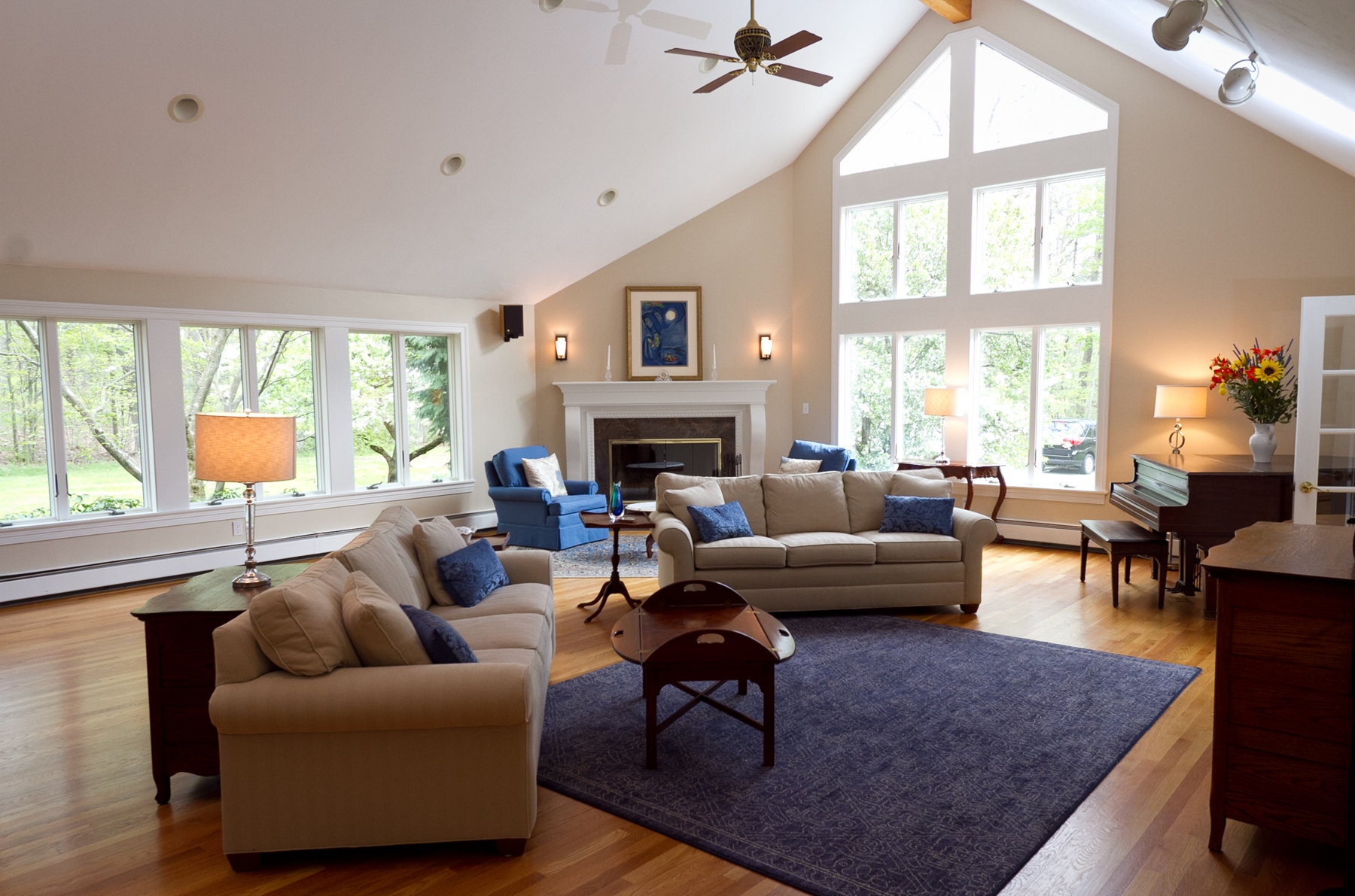 Additional photo for property listing at Stunning Contemporary on  Wooded Estate 137 South Street Holliston, Massachusetts 01746 United States