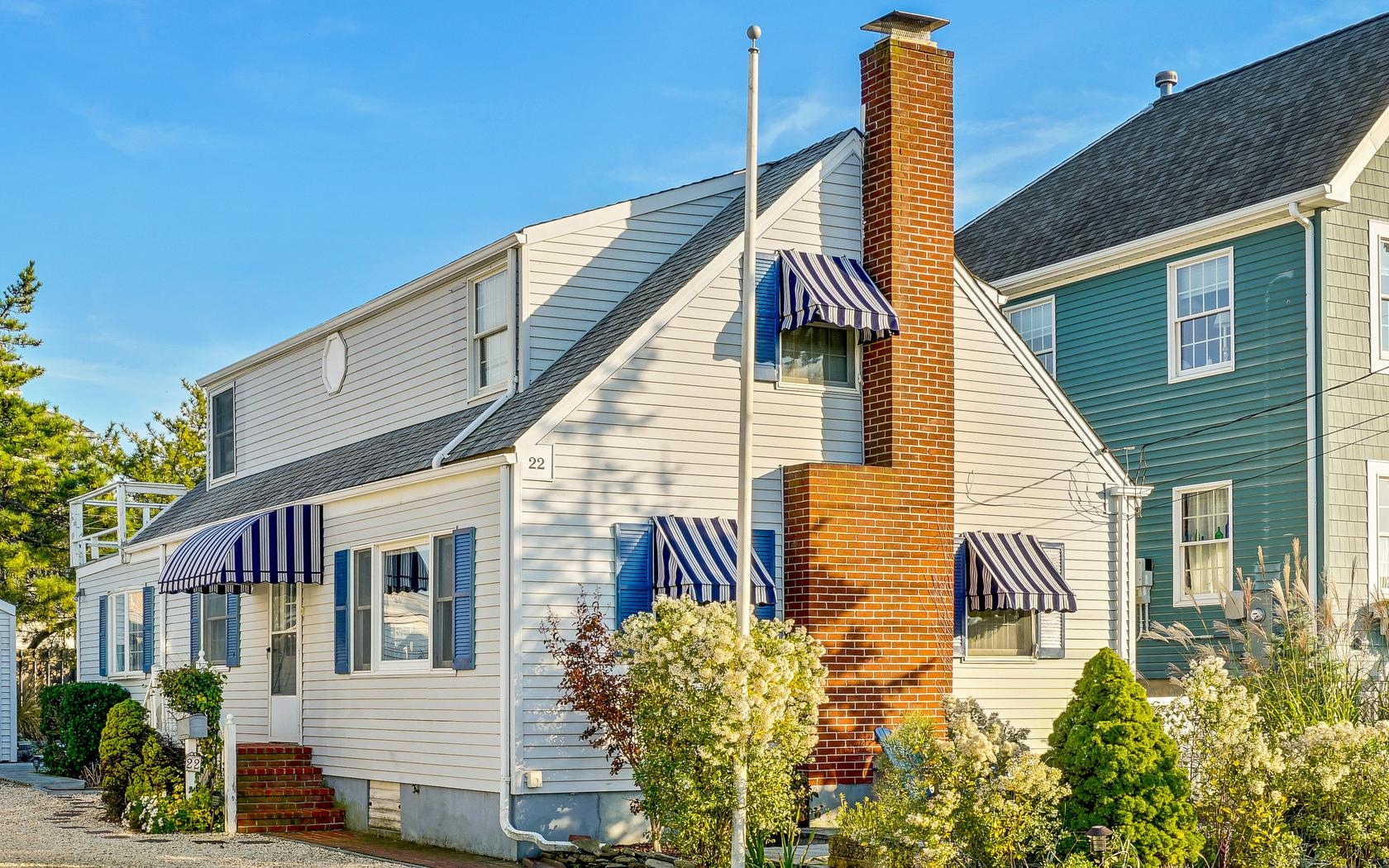Single Family Home for Sale at Exquisitely Designed Shore Colonial 22 2nd Ave Manasquan, New Jersey, 0873 United States