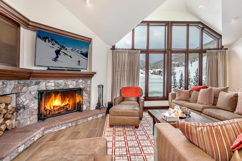 Copropriété pour l Vente à Beaver Creek Lodge #602R 26 Avondale Lane #602R Beaver Creek, Beaver Creek, Colorado, 81620 États-Unis