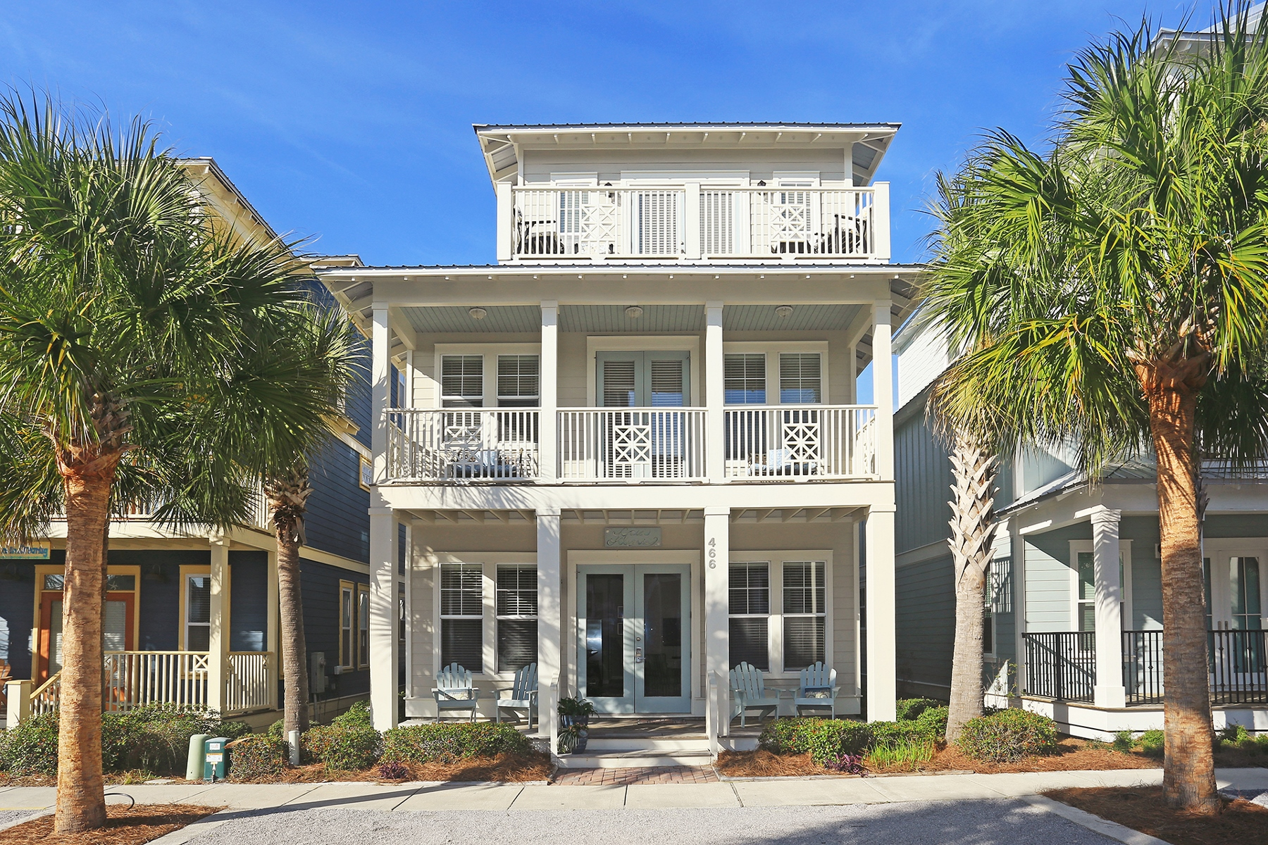 Villa per Vendita alle ore INVESTMENT & VACATION PROPERTY FULLY FURNISHED 466 Beach Bike Way Inlet Beach, Florida, 32461 Stati Uniti