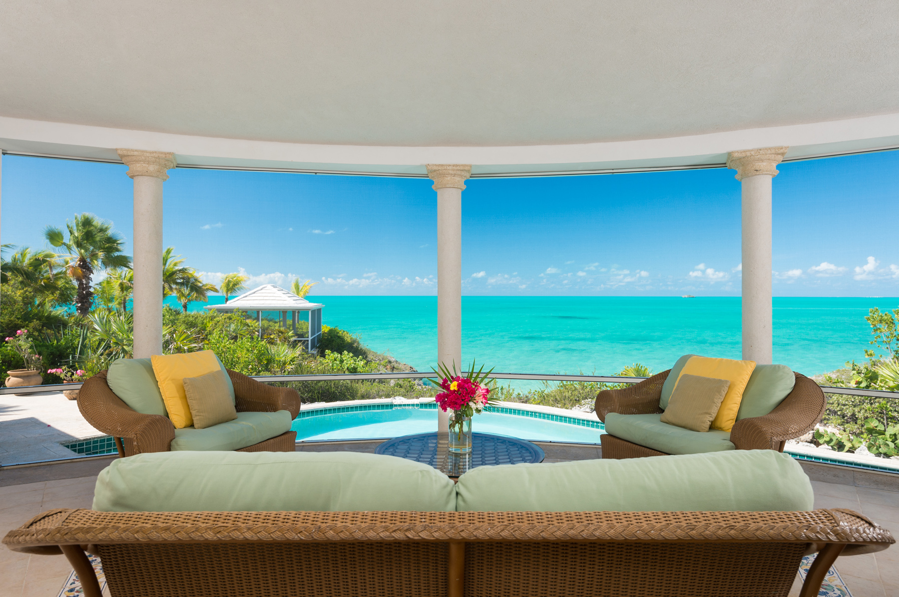 Single Family Home for Sale at South Seas Villa Chalk Sound, Turks And Caicos Islands
