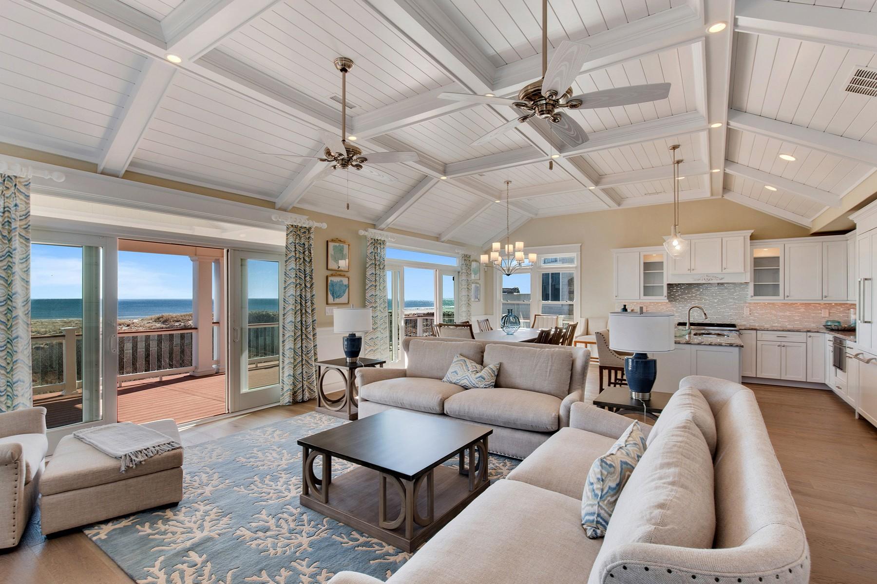 Кондоминиум для того Продажа на Elegant New Construction Beachfront 3006 Wesley Avenue Ocean City, 08226 Соединенные Штаты