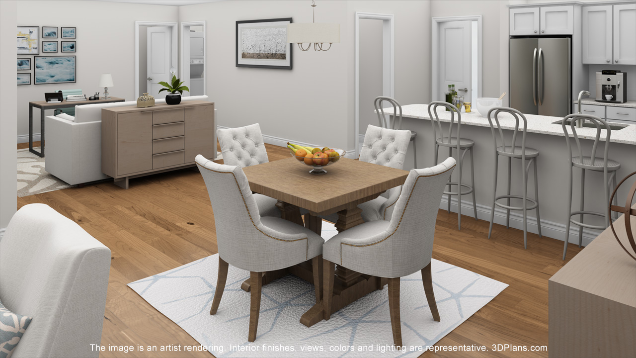 Condominium for Sale at New Construction Luxury Living on the Northshore 441 Essex Street Unit 205E, Swampscott, Massachusetts, 01907 United States
