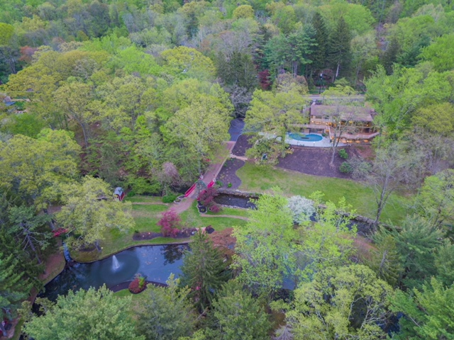 Single Family Home for Sale at Fabulous 6 Acre Estate 37 E Saddle River Rd Saddle River, New Jersey 07458 United States