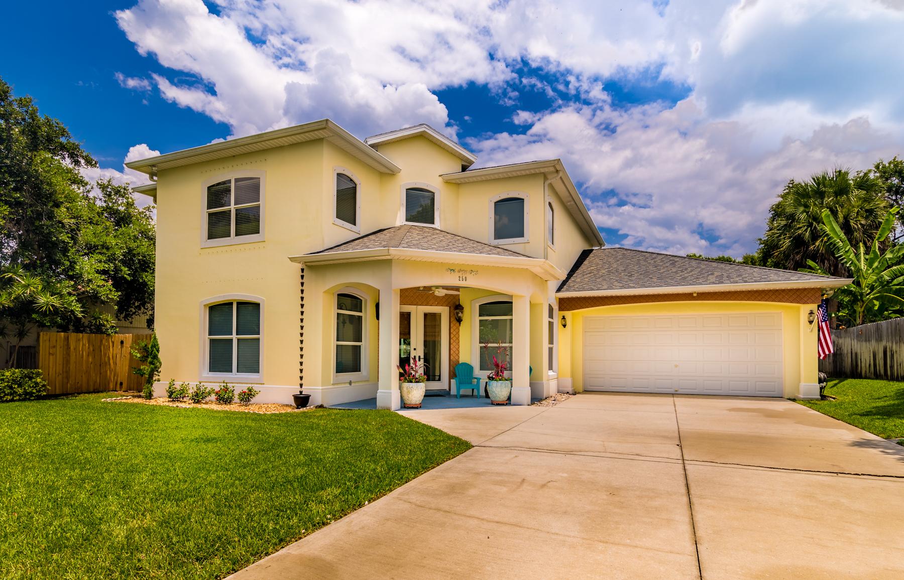 Open & Bright Home with Deeded Beach Access 250 Heron Drive Melbourne Beach, Florida 32951 Hoa Kỳ