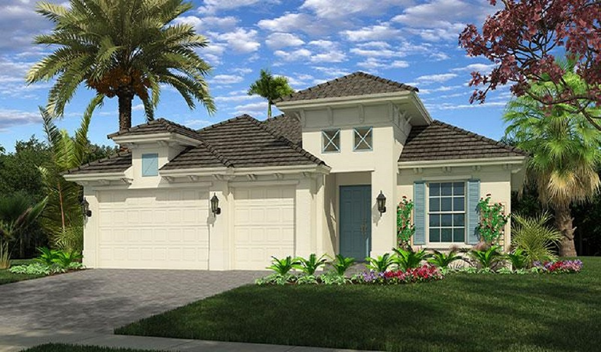 Moradia para Venda às Lovely Home in Lily's Cay 1334 Lily's Cay Circle Vero Beach, Florida, 32967 Estados Unidos
