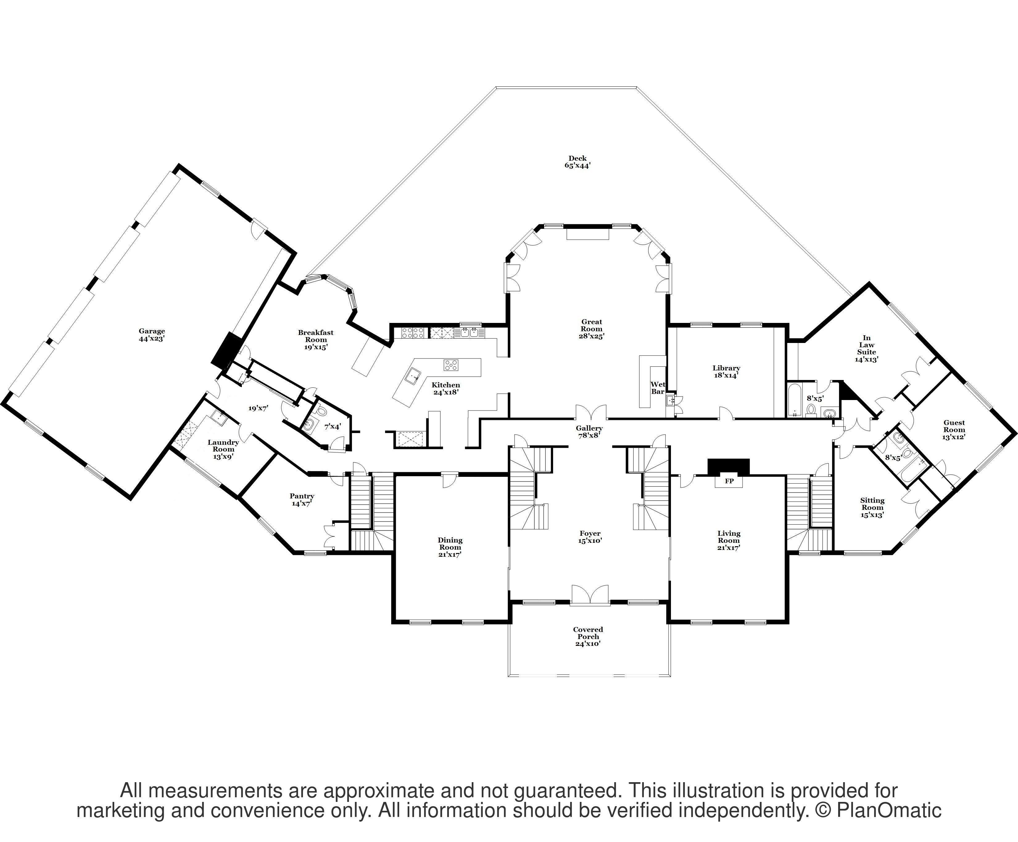 Μονοκατοικία για την Πώληση στο Masterpiece of Custom Design On 10 Sprawling Acres 7 Woodland Road, Newtown, Πενσιλβανια 18940 Ηνωμένες Πολιτείες