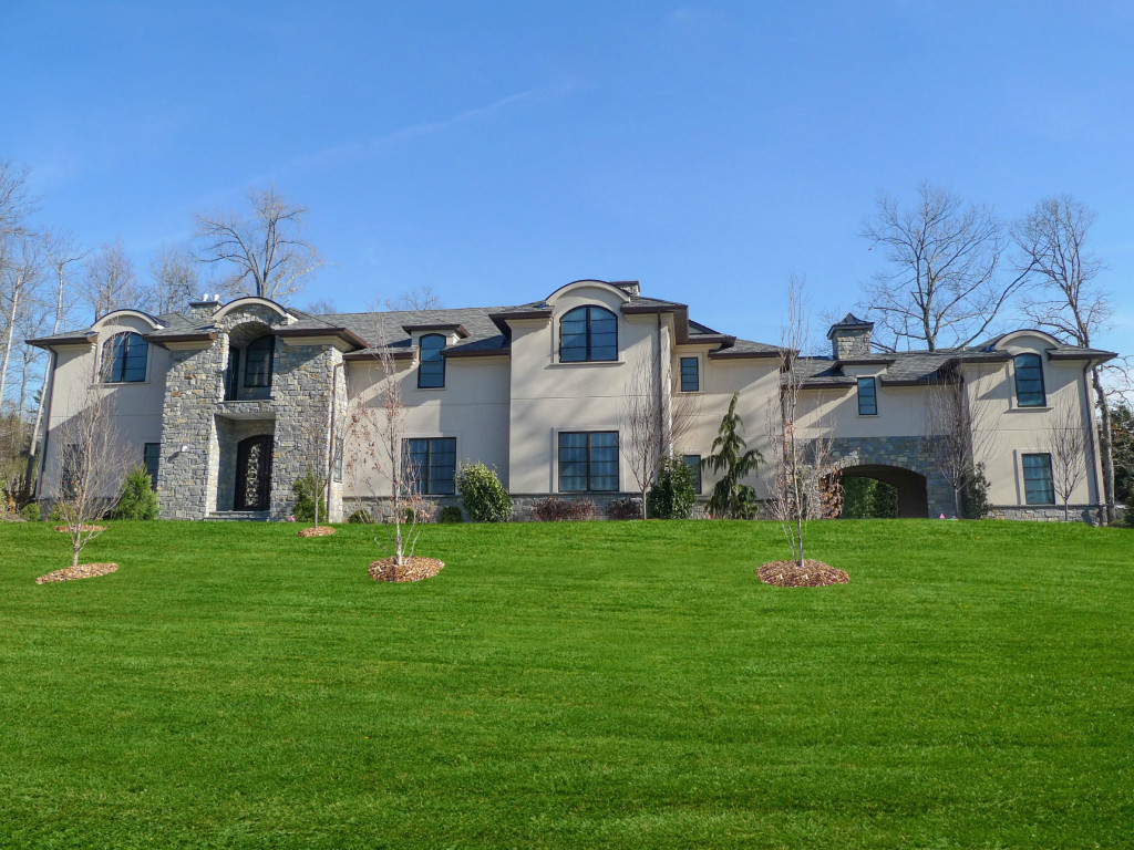 Single Family Home for Sale at Stunning Tenafly Colonial! 76 Devon Road Tenafly, New Jersey 07670 United States