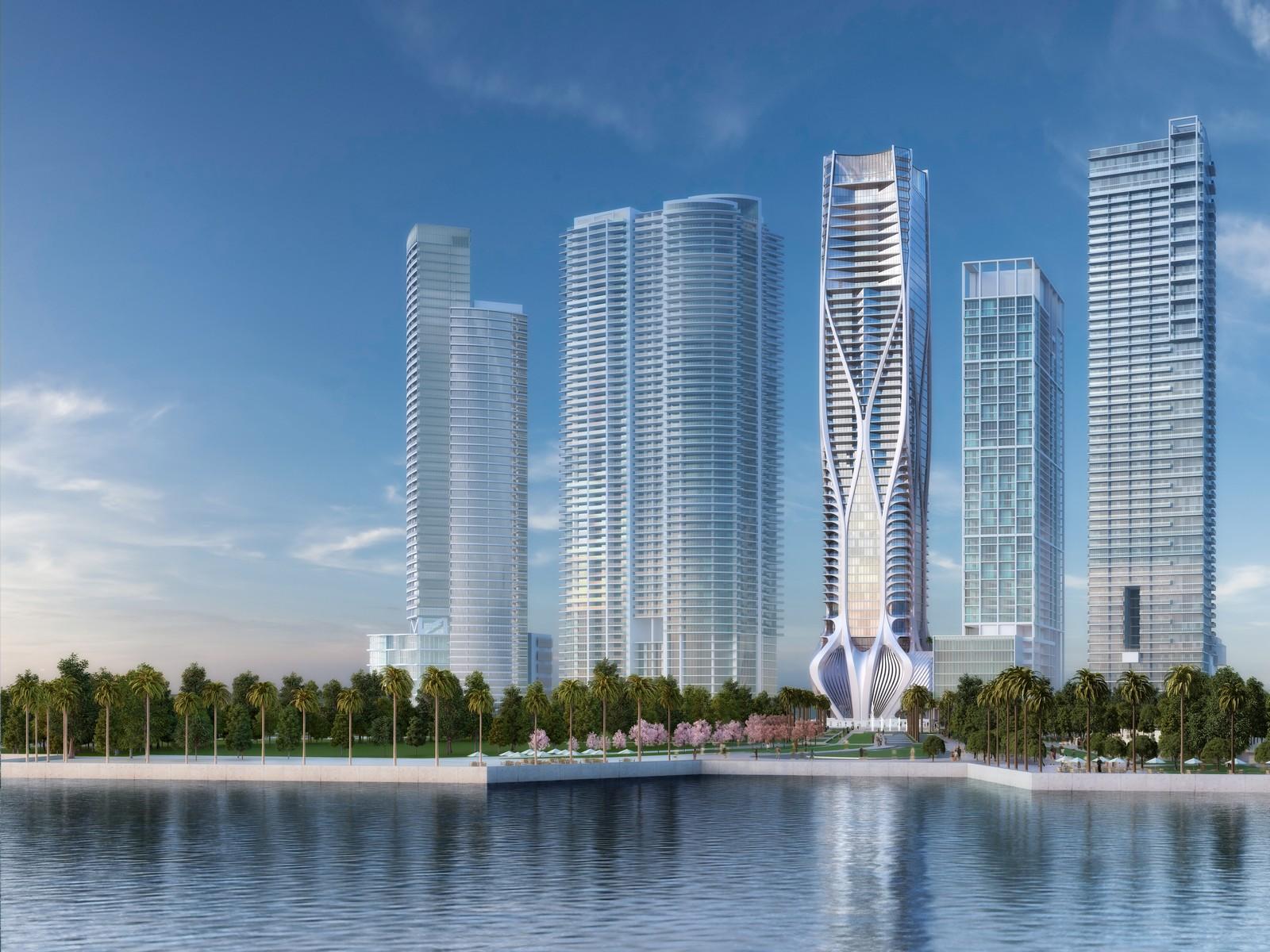 Condominium for Sale at One Thousand Museum 1000 Biscayne Blvd 5201 Miami, Florida, 33132 United States