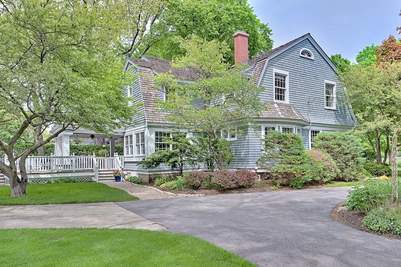 Nhà ở một gia đình vì Bán tại 206 Monroe Hinsdale, Illinois, 60521 Hoa Kỳ