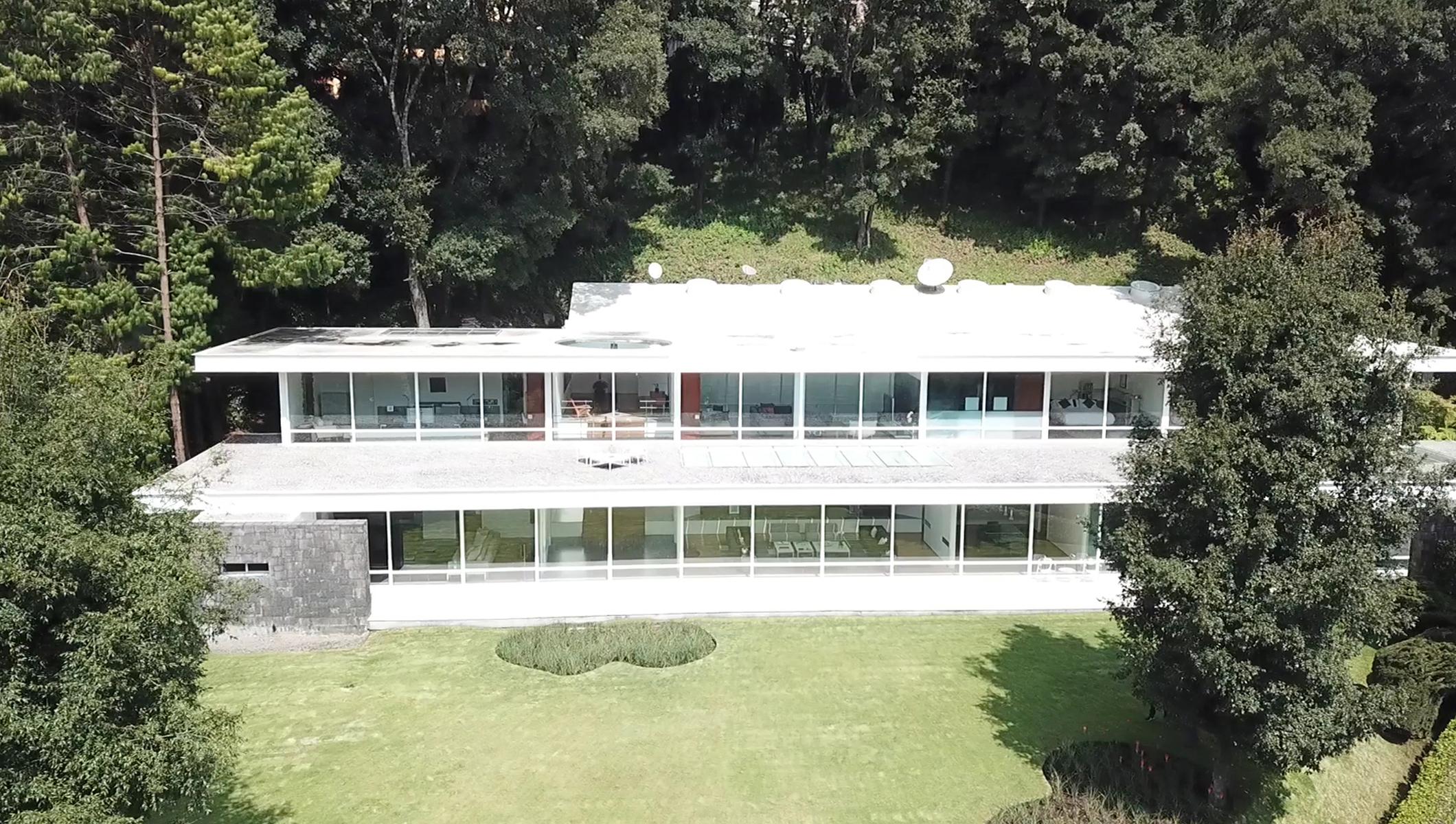Casa del Bosque , Acopilco, Ciudad de Mexico