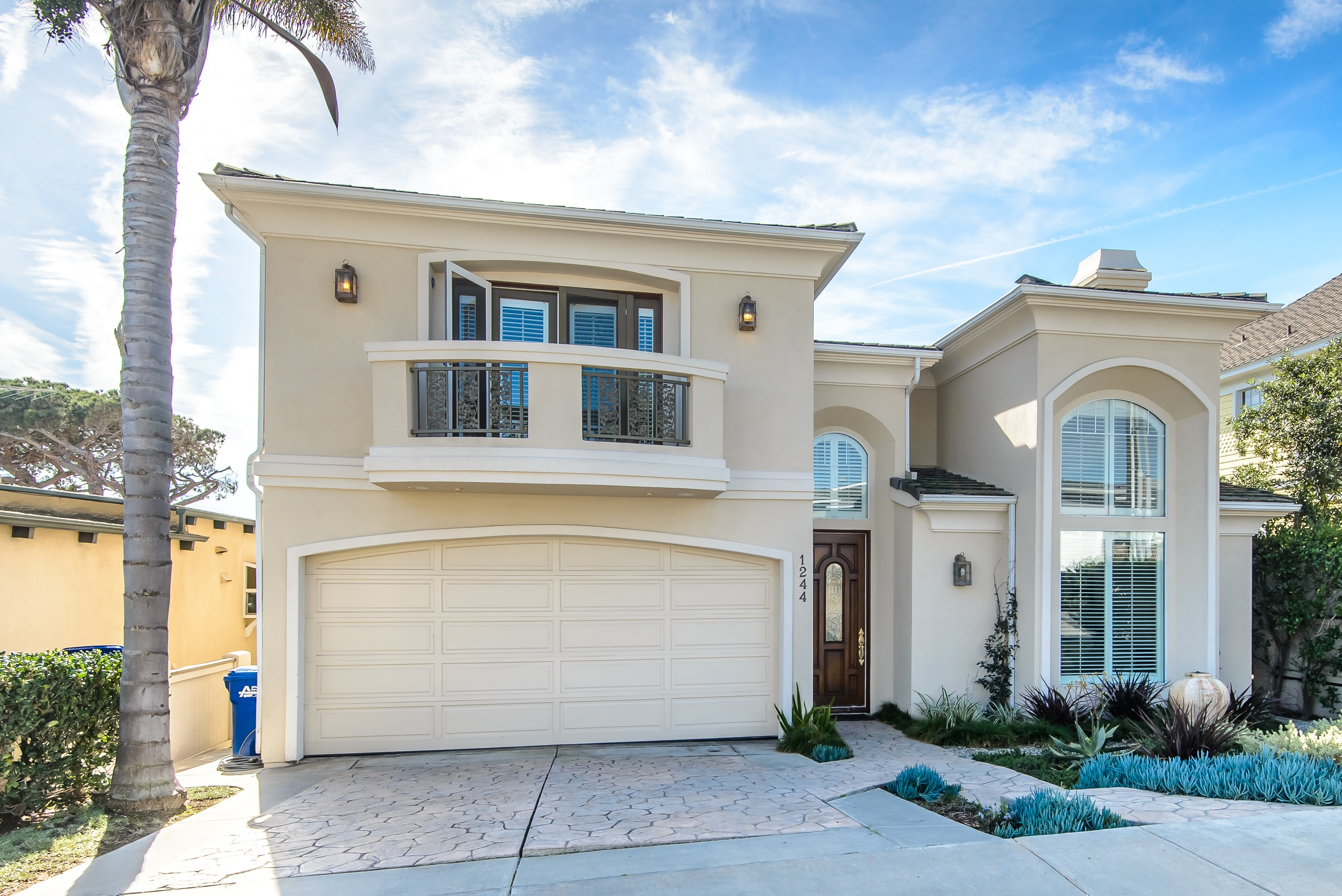 Single Family Home for Sale at 1244 9th Street Hermosa Beach, California, 90254 United States