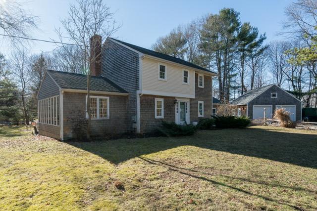 Maison unifamiliale pour l Vente à Colonial 151 Tremont St Duxbury, Massachusetts, 02332 États-Unis