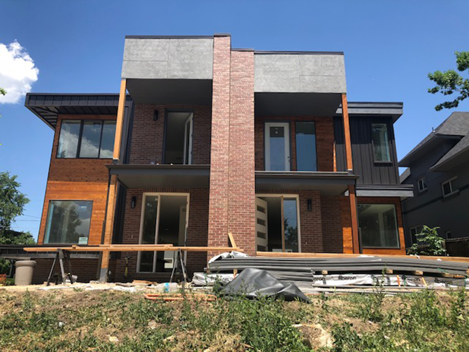 Property for Active at New Duplex Located On Great Corner Of Sloan's Lake Neighbborhood! 3395 W 23rd Ave Denver, Colorado 80211 United States
