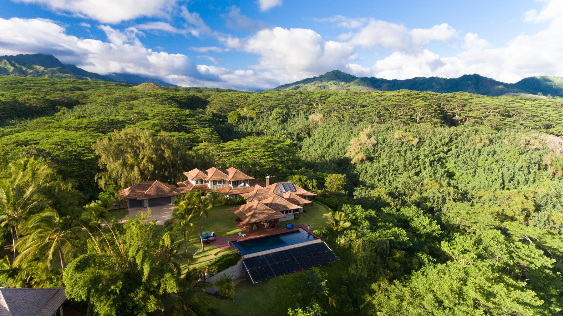 獨棟家庭住宅 為 出售 在 Omao Rd 3664 Omao Road Koloa, 夏威夷 96756 美國