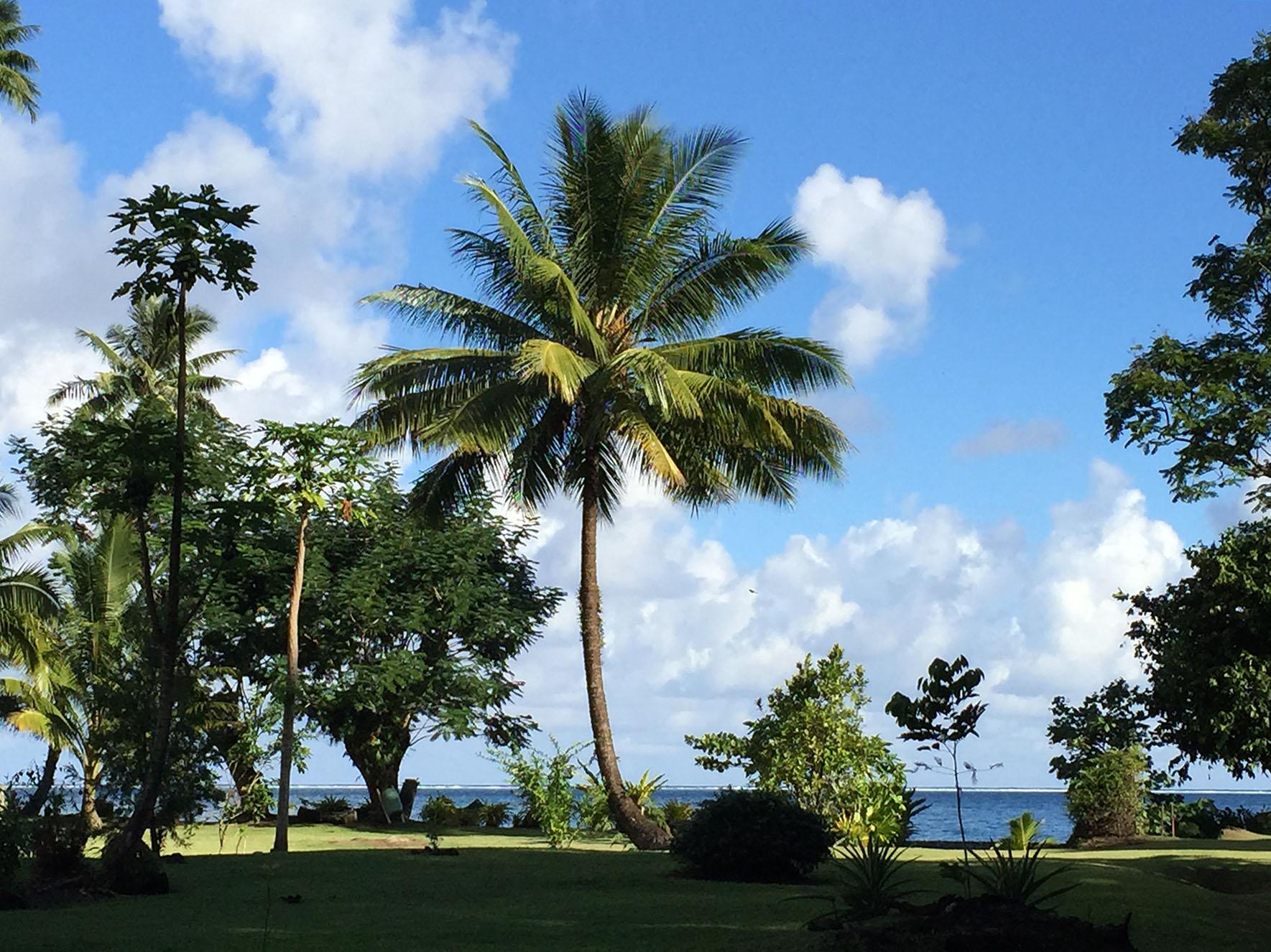 أراضي للـ Sale في Beachfront property on Tahiti peninsula in Teahupoo Tahiti, French Polynesia