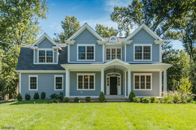 Single Family Home for Sale at Build Your Dream Home 33 Countryside Drive, New Providence, New Jersey 07974 United States