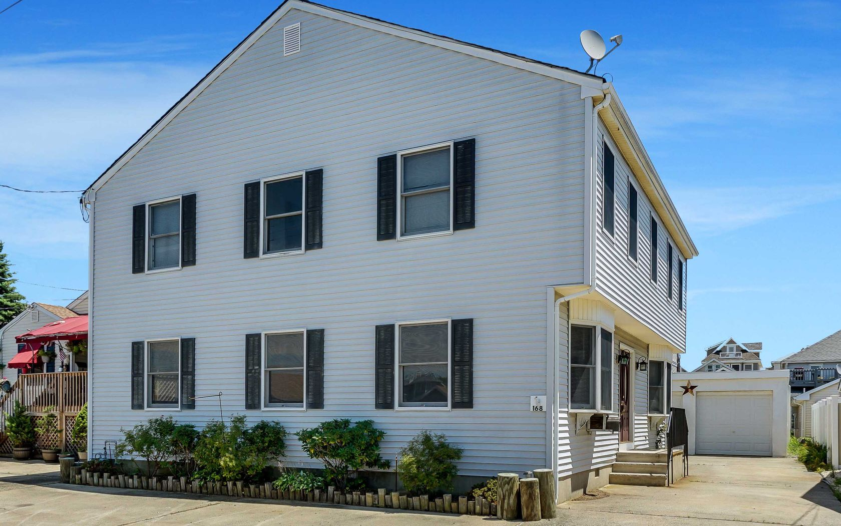 Single Family Home for Sale at Fantastic Beach Get Away 168 2nd Avenue Manasquan, New Jersey 08736 United States