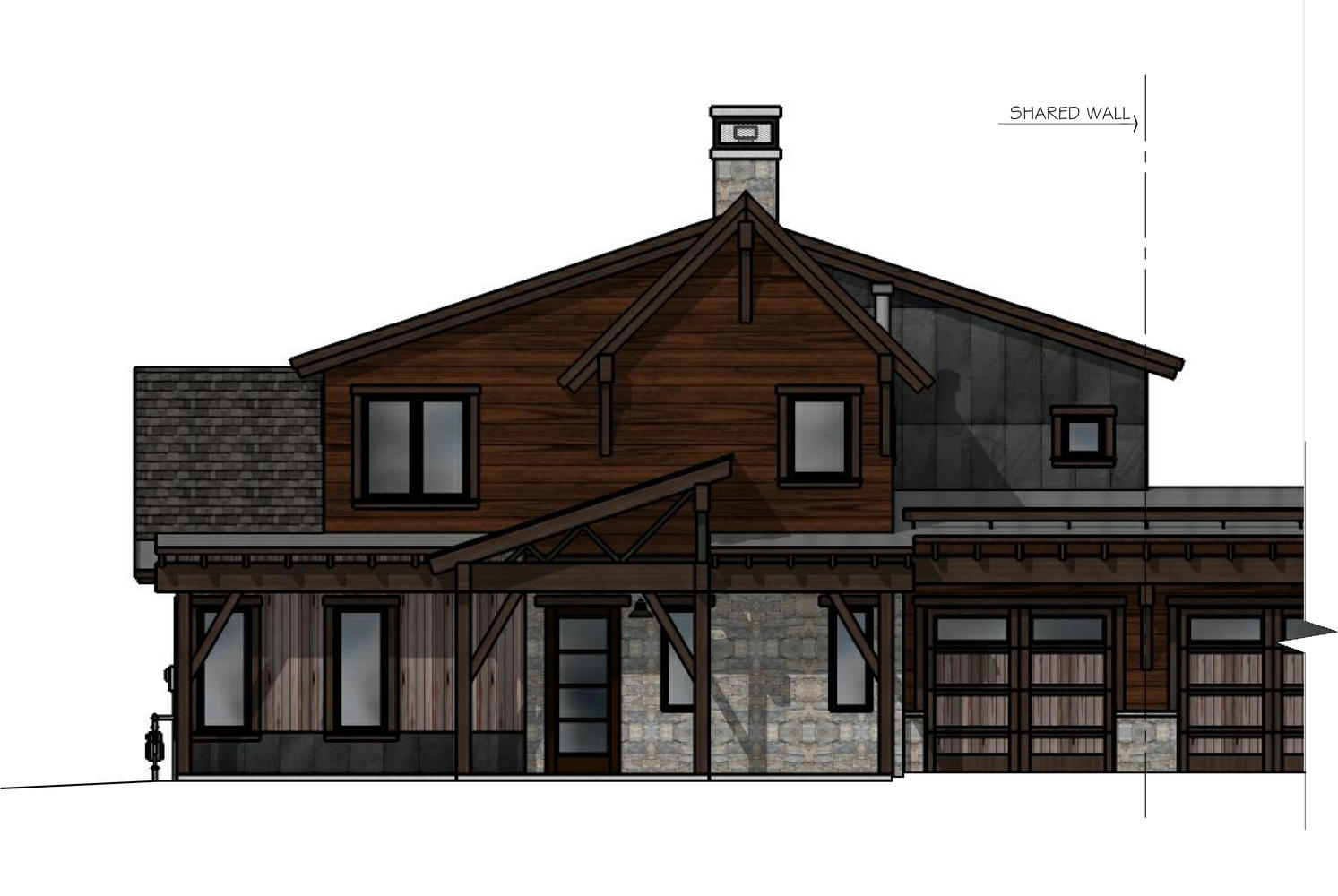 Duplex for Active at Waters at Silver Trout 582 Fly Line Drive Lot 12 Silverthorne, Colorado 80498 United States