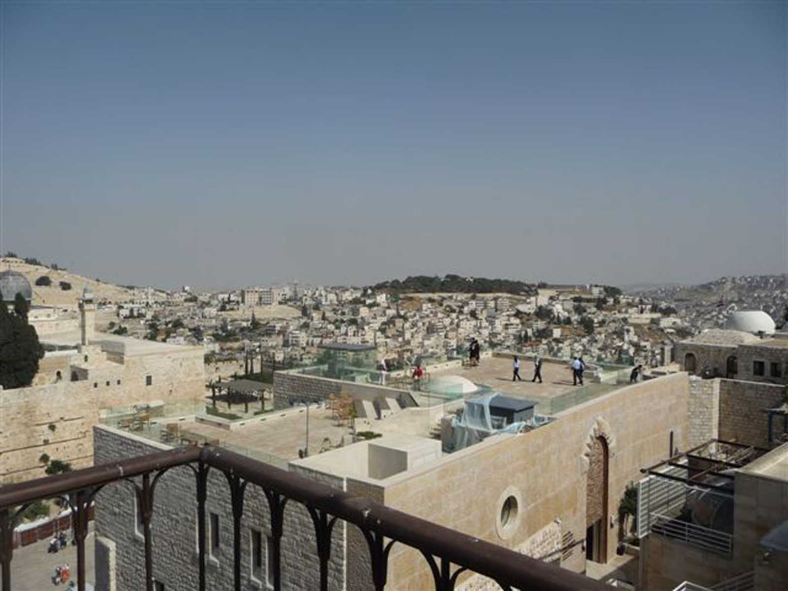 Additional photo for property listing at Extraordinary Apartment in Front of The Western Wall Jerusalem, Israel Israel