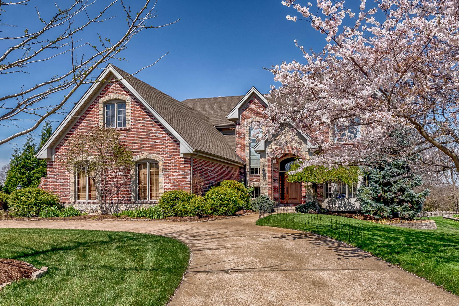 Single Family Home for Sale at Davana 12549 Davana Dr St. Louis, Missouri 63128 United States