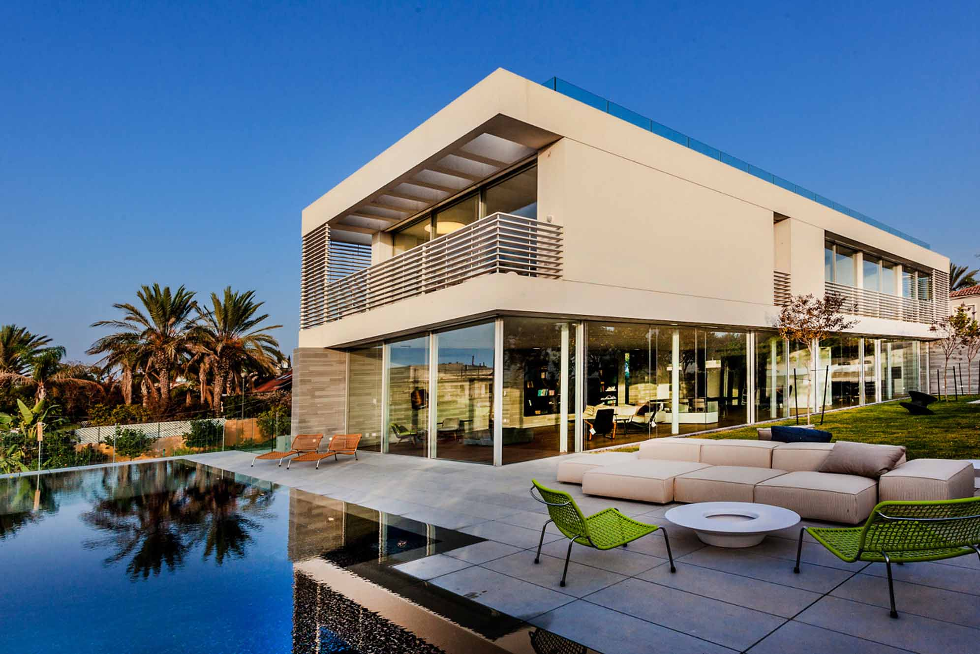 단독 가정 주택 용 매매 에 Contemporary Modern Villa in Herzila Pituah 4664705 이스라엘