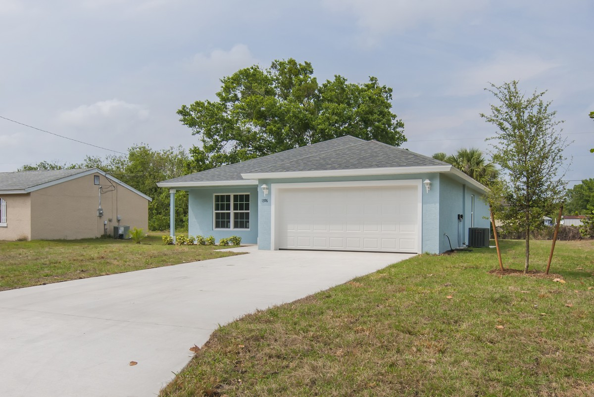 Single Family Home for Sale at Brand New Construction 1396 25th Street Vero Beach, Florida, 32962 United States