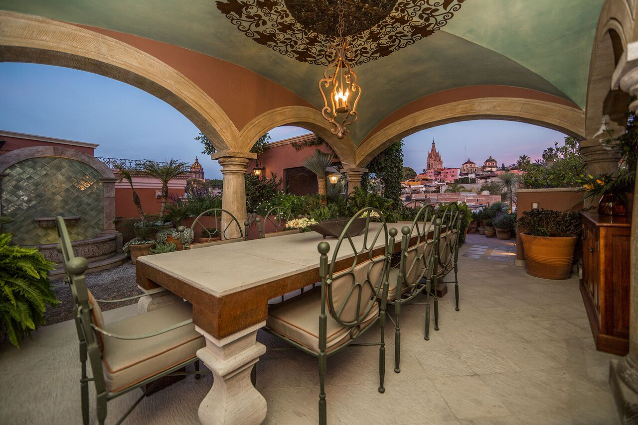 Single Family Home for Sale at CASA TERRAZAS San Miguel De Allende, Guanajuato Mexico