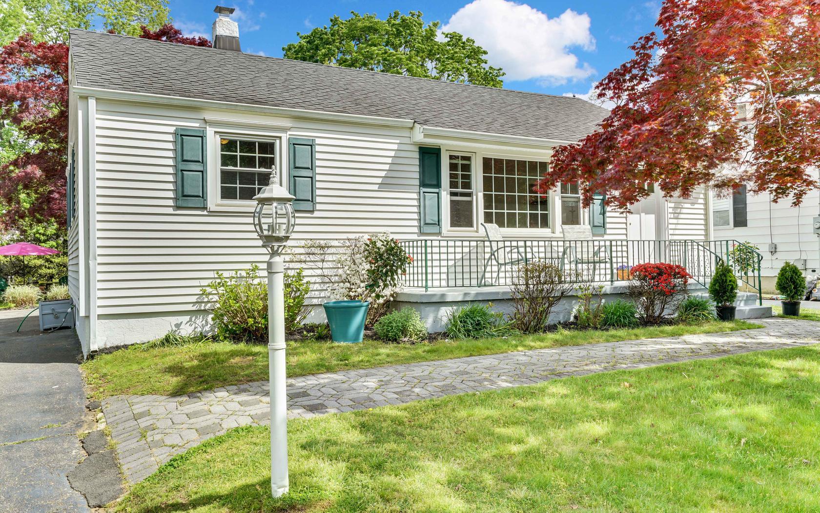 단독 가정 주택 용 매매 에 Fabulous Ranch 2134 Old Mill Wall, 뉴저지, 08750 미국