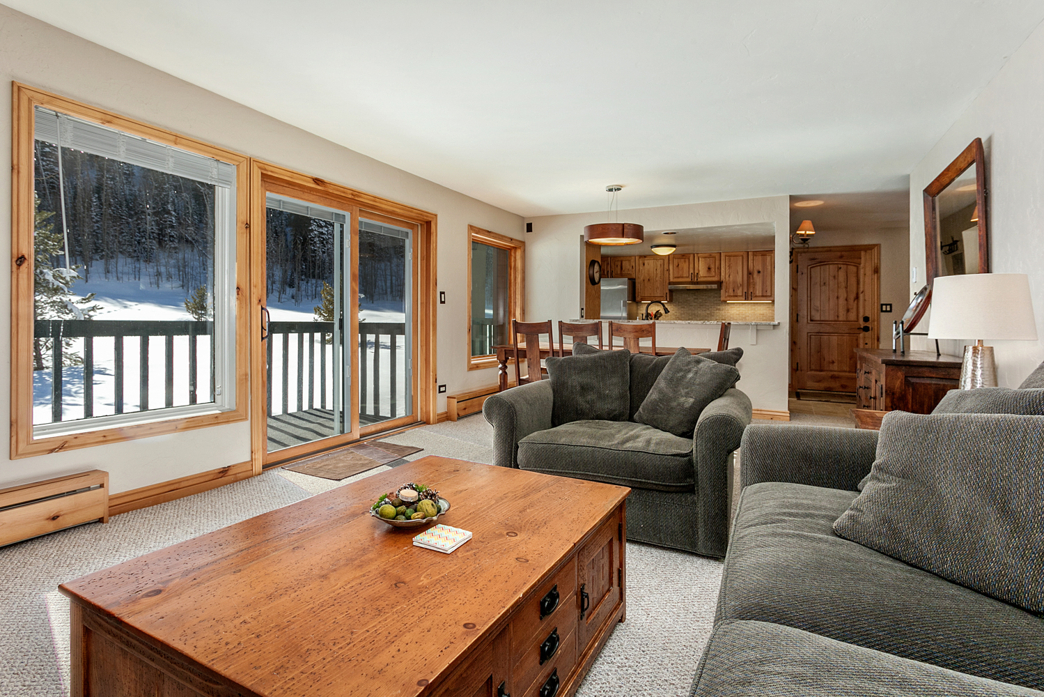 Condominium for Sale at Timber Falls Condo 4514 Timber Falls Ct #1003 East Vail, Vail, Colorado, 81657 United States