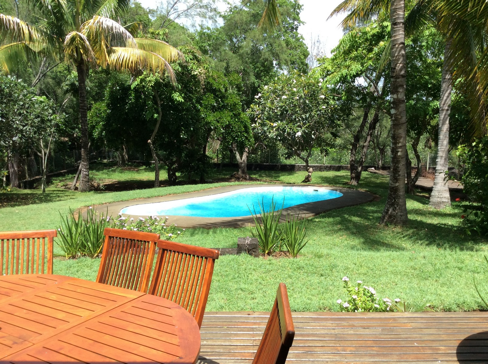 Single Family Home for Rent at Villa du Golf Belle Mare, Flacq Mauritius