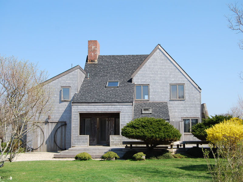 Single Family Home for Sale at 3 Acres - Ocean Views 8 Parson Lane Nantucket, Massachusetts, 02554 United States