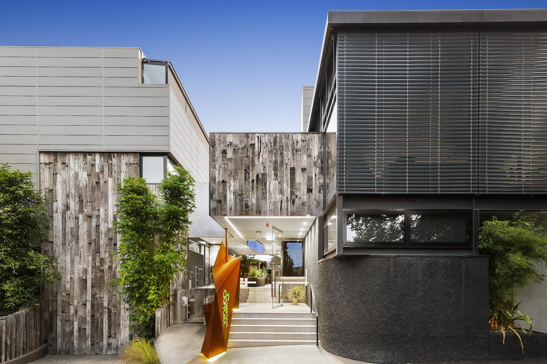 Maison accolée pour l Vente à 3/8 Simpson Place, Hawthorn Melbourne, Victoria, 3122 Australie