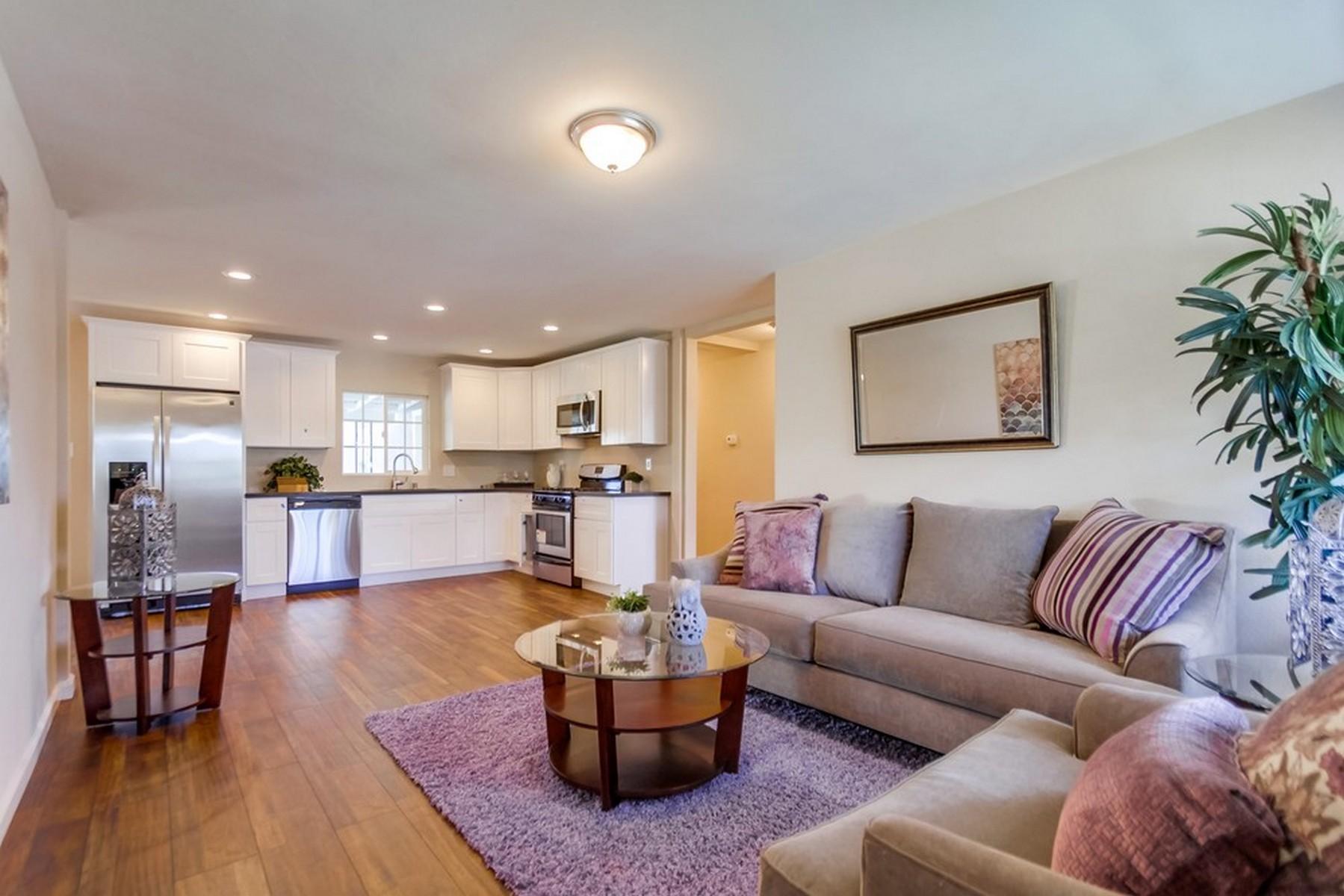 Casa para uma família para Venda às 5327 Ogden Street San Diego, Califórnia, 92105 Estados Unidos