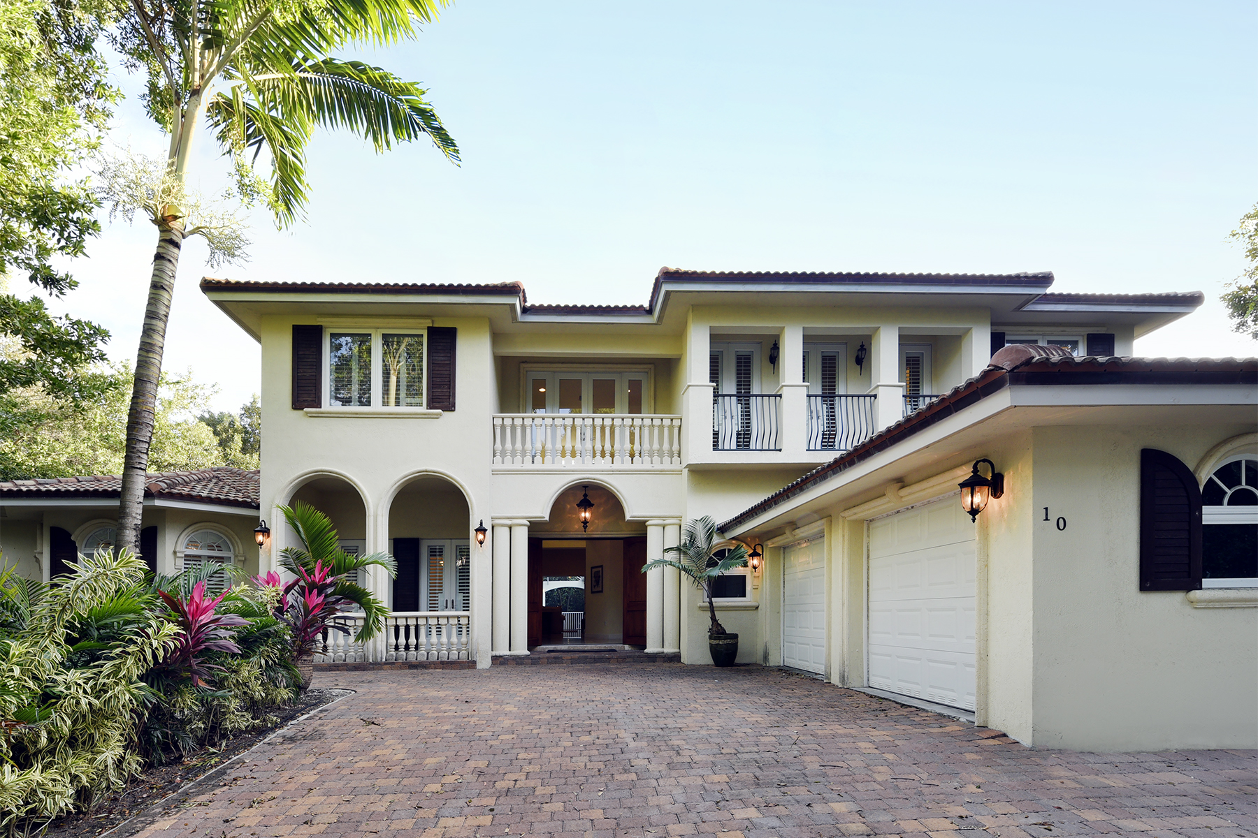 Single Family Home for Sale at Gracious Golf Course Living at Ocean Reef 10 Cinnamon Bark Lane Key Largo, Florida, 33037 United States