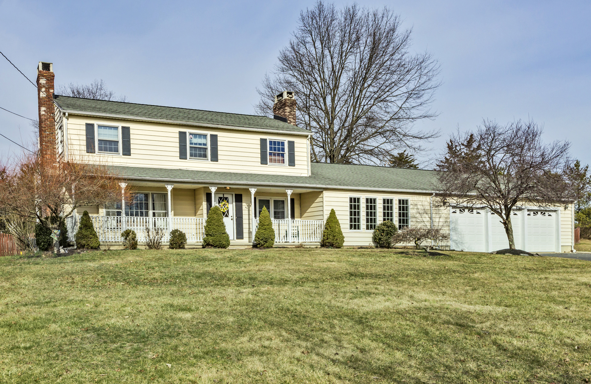 sales property at Traditional Yet Modern - Montgomery Township