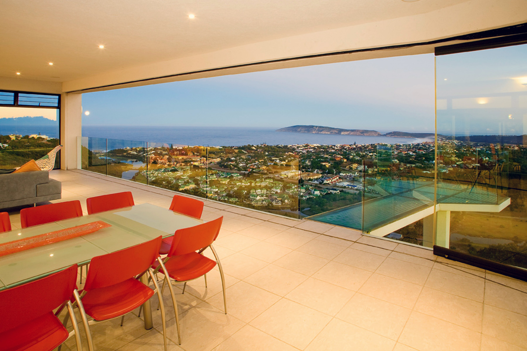 Single Family Home for Sale at Cliff Top Home with Panoramic Views Plettenberg Bay, Western Cape, 6600 South Africa