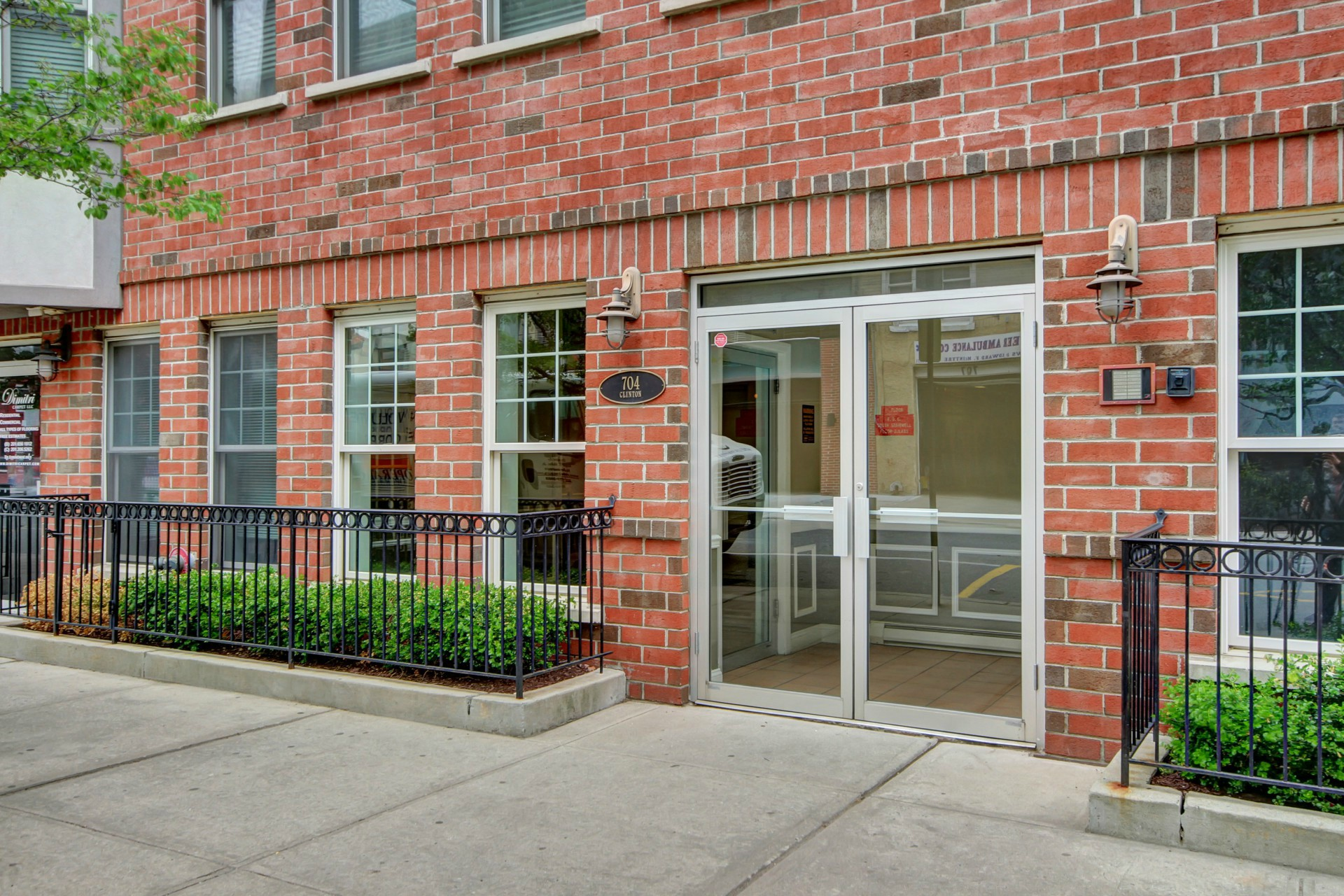Condominium for Sale at Bright And Airy Two Bedroom 704 Clinton Street #2D Hoboken, New Jersey 07030 United States