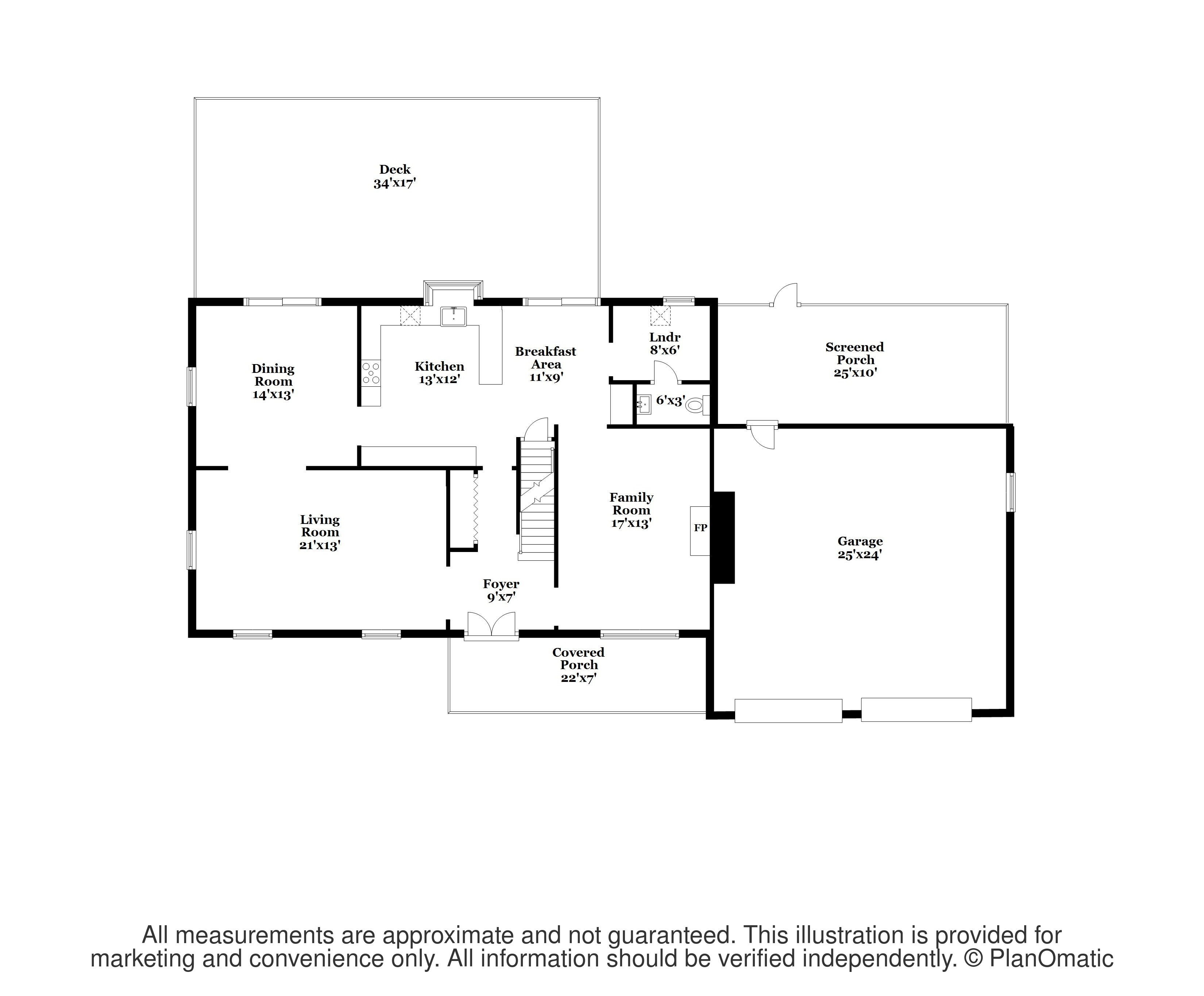 Single Family Homes per Vendita alle ore Renovations Shine in Lawrenceville 4-Bedroom 8 Woodlane Road, Lawrenceville, New Jersey 08648 Stati Uniti