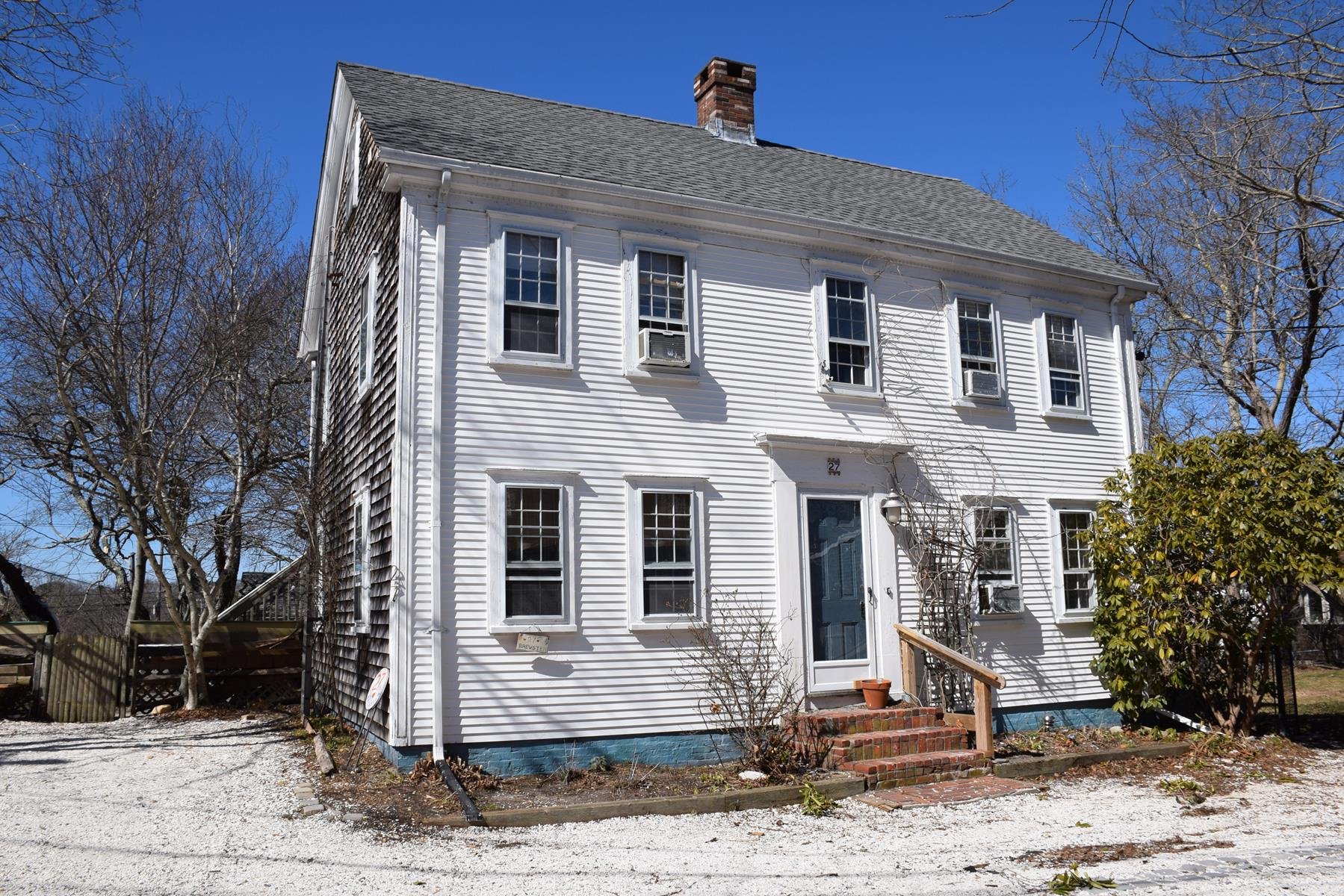 Multi-Family Home for Sale at 3 Family Investment Opportunity 27 Brewster Street Provincetown, Massachusetts, 02657 United States